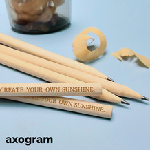 Wooden Pencil (Pack of 3)