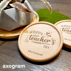 Teacher's Day Coaster