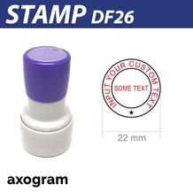 Premium Round Stamp