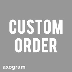 Payment for Custom Stamp