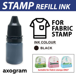 Pre-inked Stamp Refill (for Fabric Stamps only)