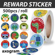 Reward Stickers for Kids