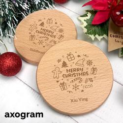 Christmas Coaster (XM1R)