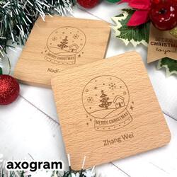 Christmas Coaster (XM3S)