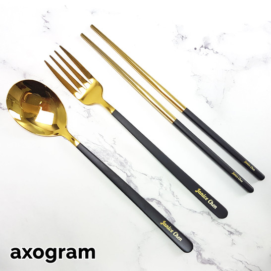 Luxe Cutlery Set